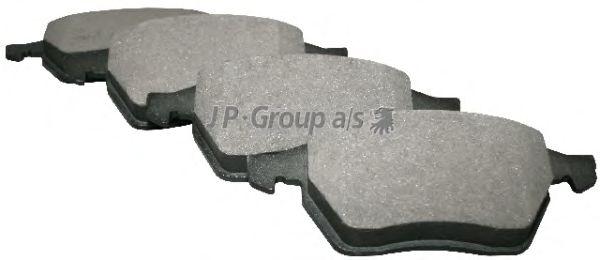 Тормозные колодки JP GROUP 1163604810