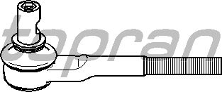 Наконечник рулевой тяги TOPRAN 112 013