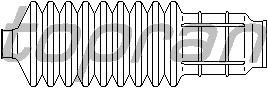 Пыльник рулевой рейки TOPRAN 111 906