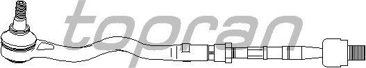 Рулевая тяга TOPRAN 500 641