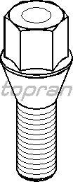 Болт для крепления колеса TOPRAN 501 536