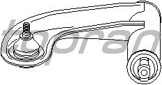 Рычаг подвески TOPRAN 400 269