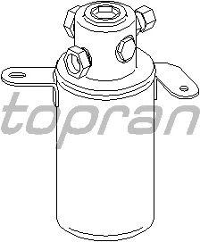 Осушитель кондиционера TOPRAN 400 921