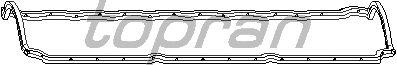 Прокладка клапанной крышки TOPRAN 700 562