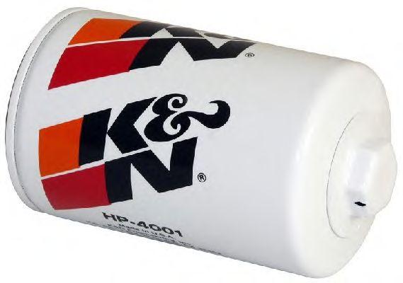 Масляный фильтр K&N Filters HP-4001