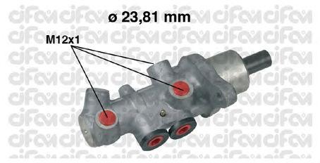 Главный тормозной цилиндр CIFAM 202-536