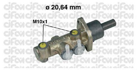 Главный тормозной цилиндр CIFAM 202-279