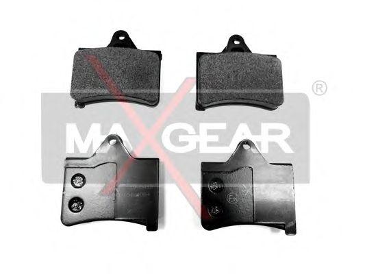 Тормозные колодки MAXGEAR 19-0418