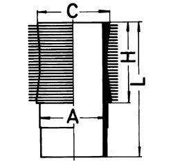 Гильза цилиндра KOLBENSCHMIDT 89384110