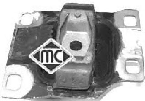 Подушка двигателя Metalcaucho 04104