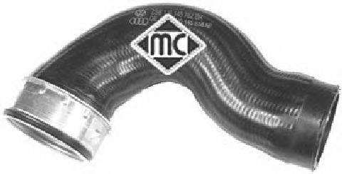 Шланг радиатора Metalcaucho 09094