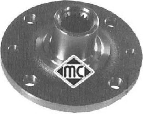 Ступица колеса Metalcaucho 90068
