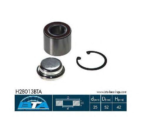 Ступичный подшипник BTA H28013BTA