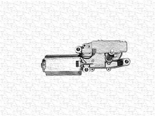 Двигатель стеклоочистителя MAGNETI MARELLI 064343010010