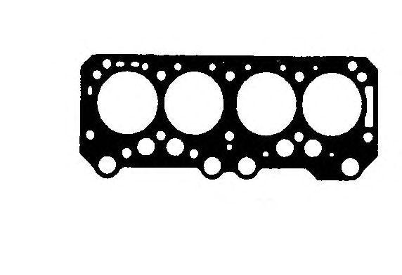 Прокладка головки блока цилиндров (ГБЦ) PAYEN BR540