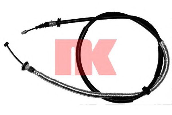 Трос ручника NK 9023124