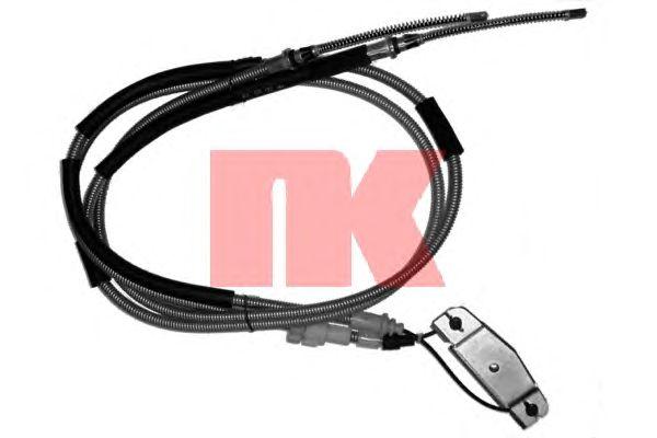 Трос ручника NK 902573