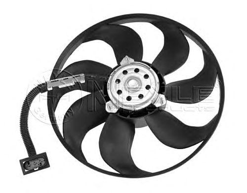 Вентилятор охлаждения MEYLE 100 236 0024