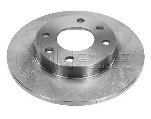 Тормозной диск MEYLE 11-15 521 0002