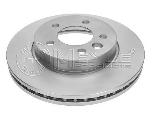 Тормозной диск MEYLE 115 521 0005/PD