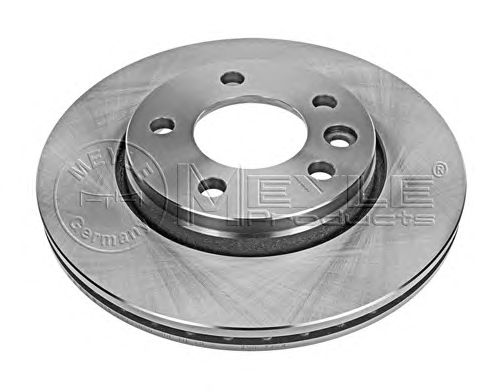 Тормозной диск MEYLE 115 523 1055