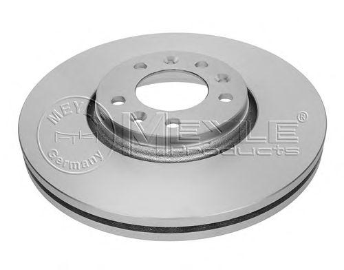 Тормозной диск MEYLE 215 521 0032/PD