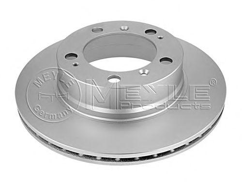 Тормозной диск MEYLE 415 523 0001/PD