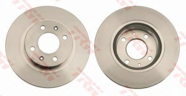 Тормозной диск TRW DF6116