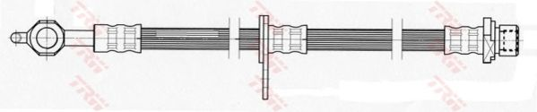Тормозной шланг TRW PHD460