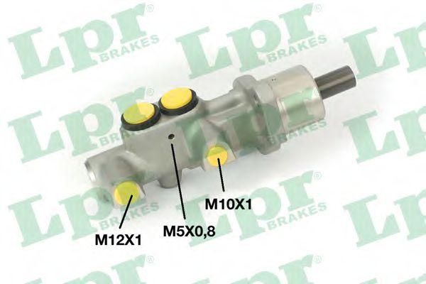Главный тормозной цилиндр LPR 1061