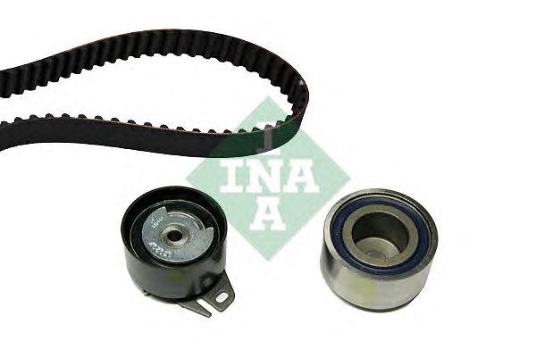 Комплект ремня ГРМ INA 530 0222 10