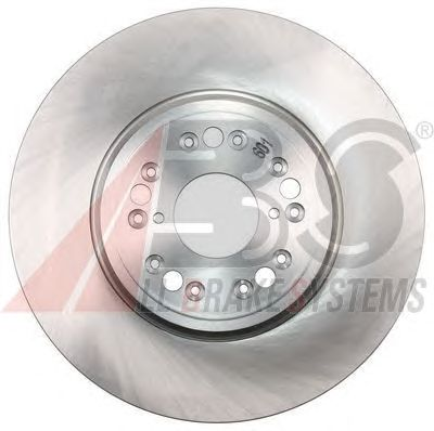Тормозной диск A.B.S. 17219