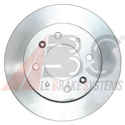 Тормозной диск A.B.S. 17655