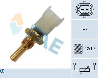 Датчик температуры масла / охлаждающей жидкости FAE 33480