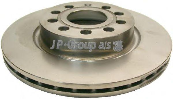 Тормозной диск JP GROUP 1163101400