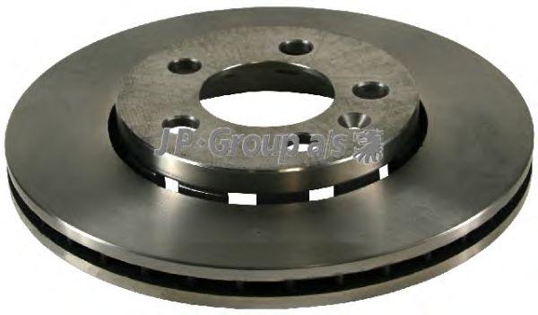 Тормозной диск JP GROUP 1163101100