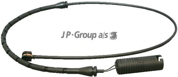 Датчик, износ тормозных колодок JP GROUP 1497300700