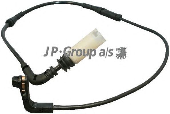 Датчик, износ тормозных колодок JP GROUP 1497301500