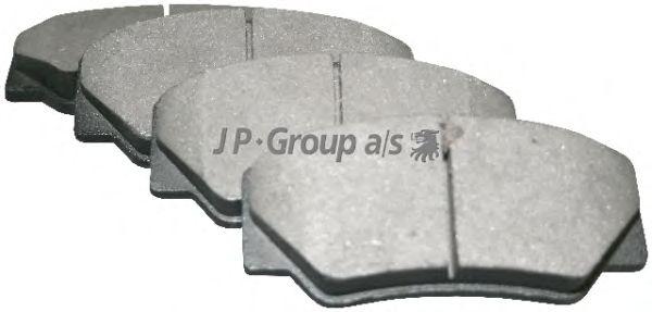 Тормозные колодки JP GROUP 1563600710