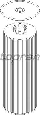 Масляный фильтр TOPRAN 108 078