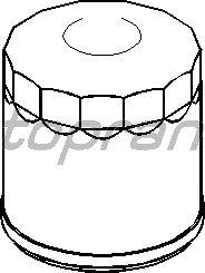 Масляный фильтр TOPRAN 300 058