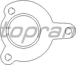 Прокладка компрессора TOPRAN 207 408