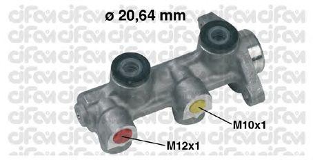 Главный тормозной цилиндр CIFAM 202-224
