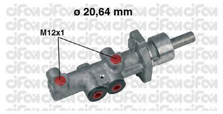 Главный тормозной цилиндр CIFAM 202-404