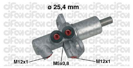 Главный тормозной цилиндр CIFAM 202-458