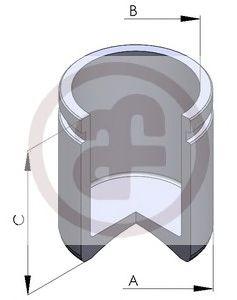 Поршень тормозного суппорта AUTOFREN SEINSA D025235