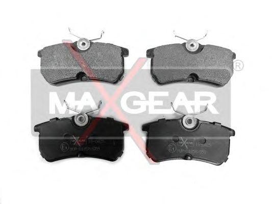 Тормозные колодки MAXGEAR 19-0425