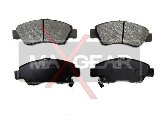 Тормозные колодки MAXGEAR 19-0562