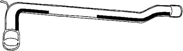 Ремонтная трубка, катализатор ASMET 04.106