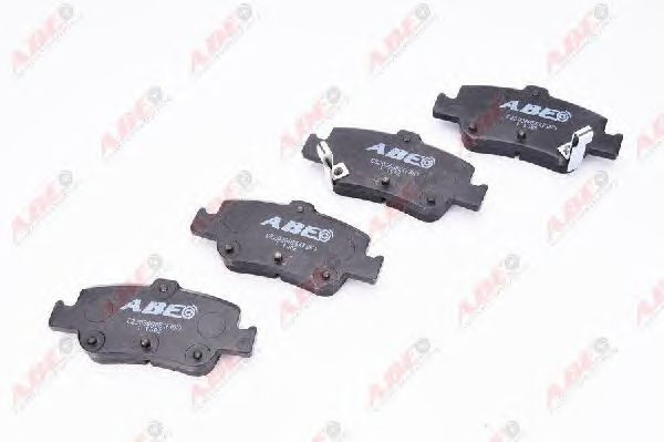 Тормозные колодки ABE C22036ABE